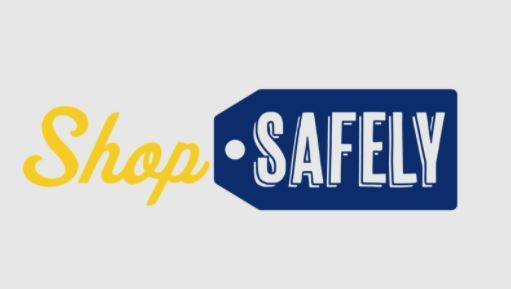 shop safely